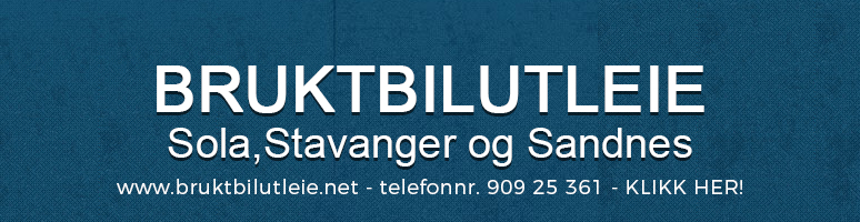 BRUKTBILUTLEIE.NET