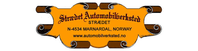 STRÆDET AUTOMOBILVERKSTED