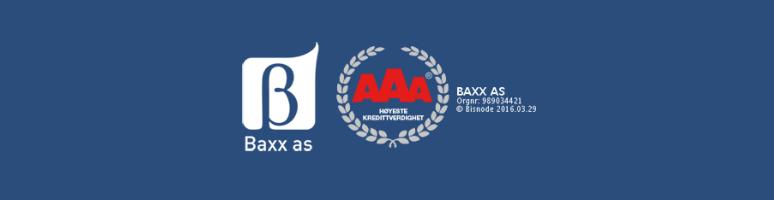 BAXX AS