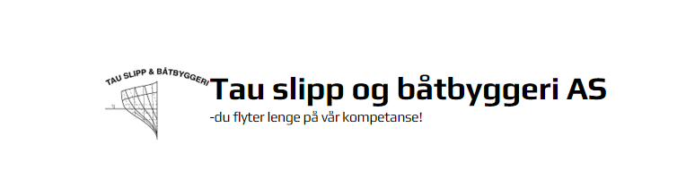 TAU SLIPP OG BÅTBYGGERI AS