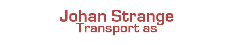 JOHAN STRANGE TRANSPORT AS