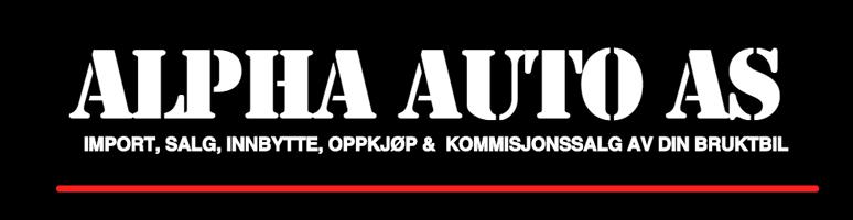 ALPHA AUTO AS
