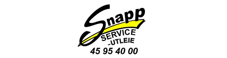SNAPP SERVICE UTLEIE AS