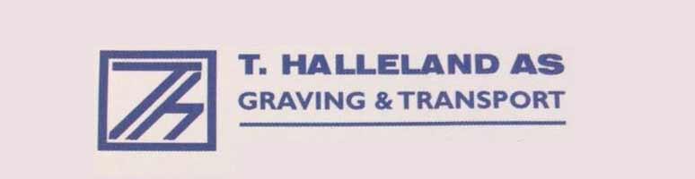 T HALLELAND AS
