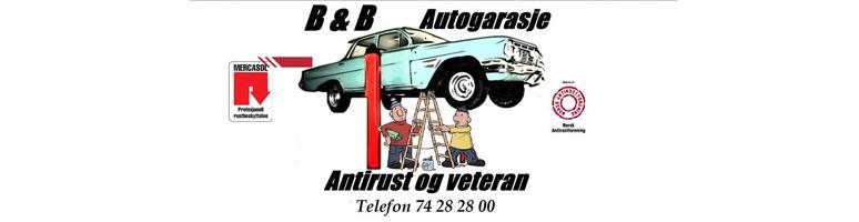 B&B AUTOGARASJE ANS