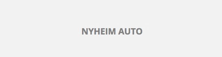 NYHEIM AUTO