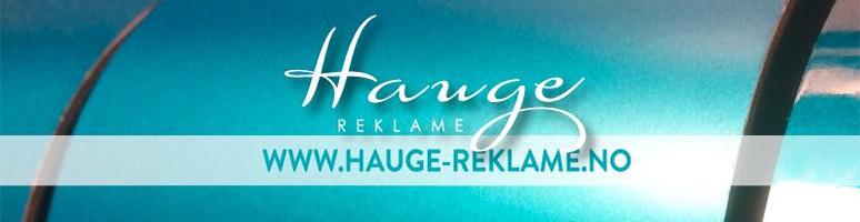 HAUGE REKLAME AS