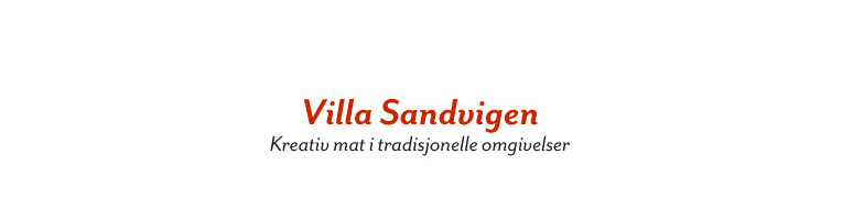 VILLA SANDVIGEN AS