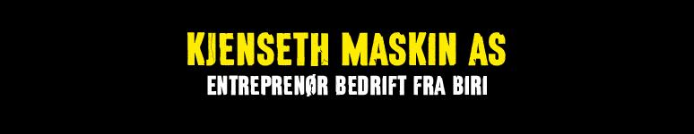 KJENSETH MASKIN AS