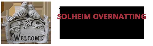 SOLHEIM OVERNATTING