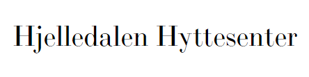 HJELLEDALEN